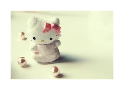Hello Kitty by belialchan