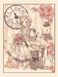 rosenlied. by belialchan