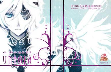KuroFay fanartbook - Cover