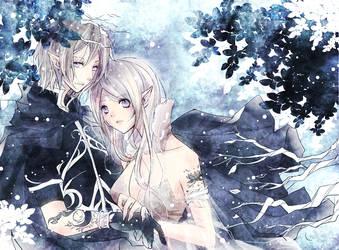 For KyoukiSumeragi by belialchan