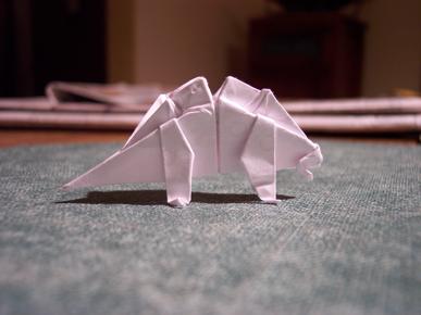 + Stegosaur by arillus