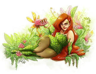 Poison Ivy by peach-mork