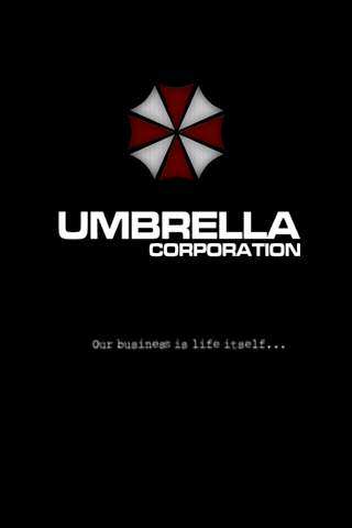 Umbrella corp wallpaper 320x480 by chefer98 on deviantart umbrella corp wallpaper 320x480 by chefer98 voltagebd Images