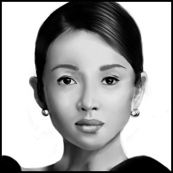 Ziyi Zhang by MartaDeWinter