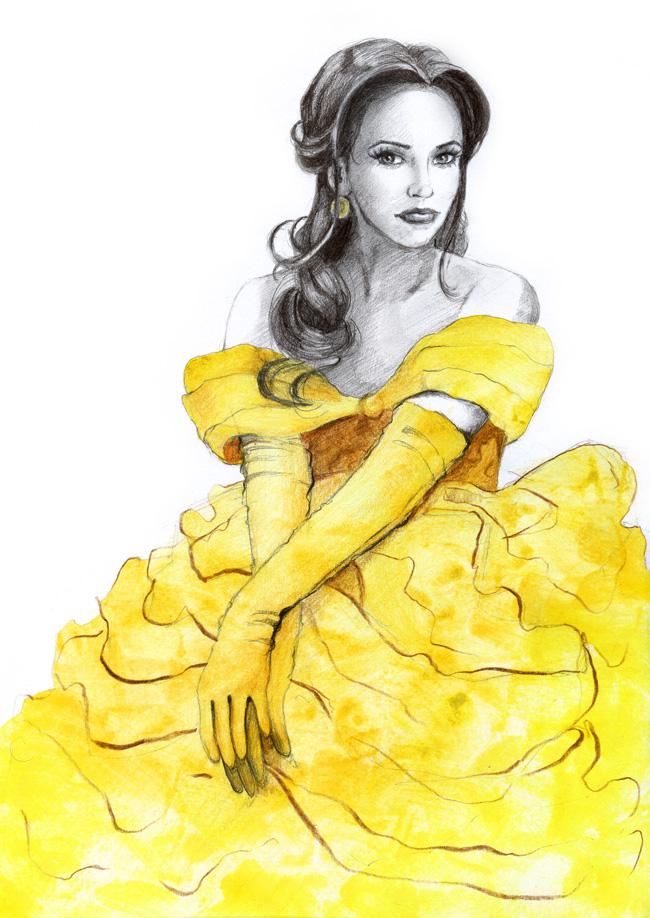 Belle by MartaDeWinter