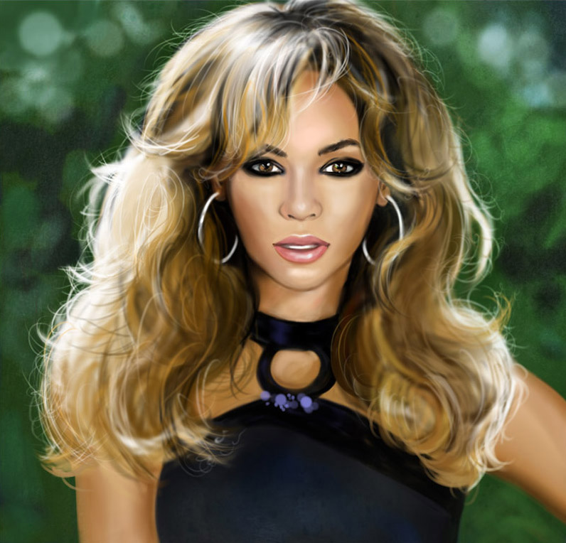 Beyonce by MartaDeWinter