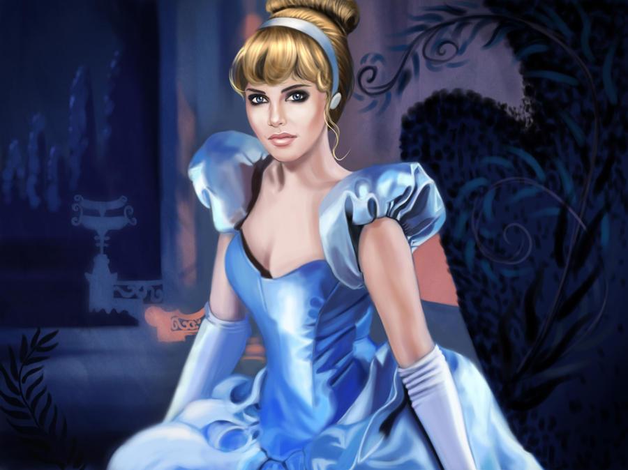 Cinderella by MartaDeWinter