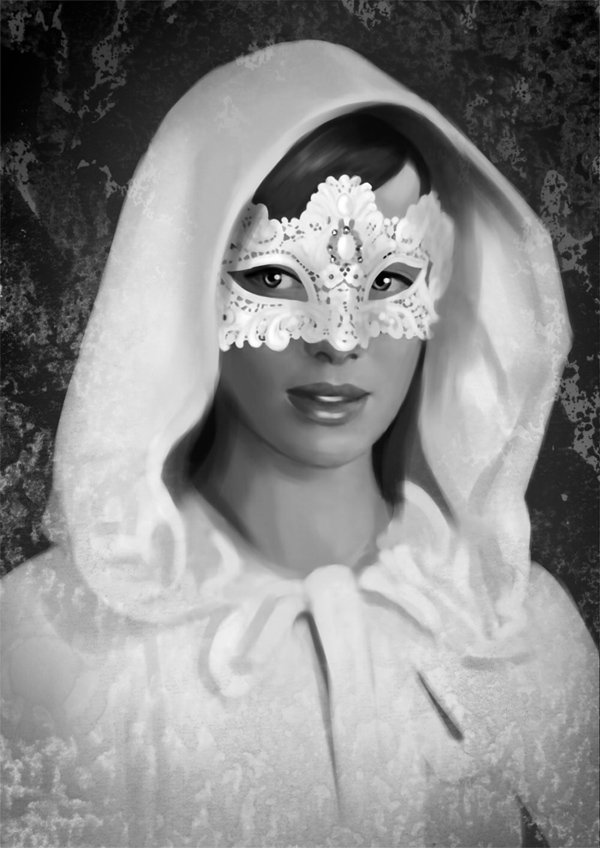 women art mask - photo #3