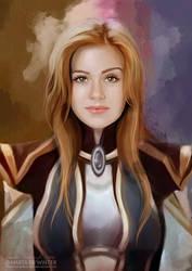 Amy Adams World of Warcraft