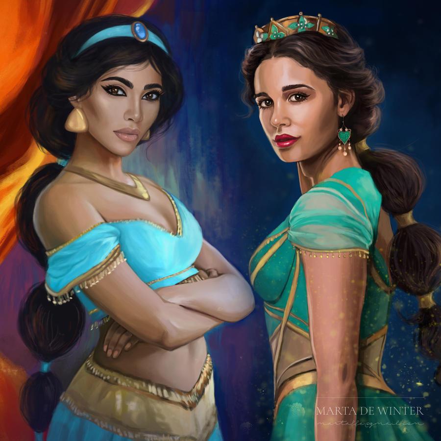 Jasmine and Jasmine