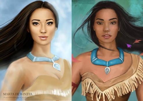 Pocahontas and Pocahontas