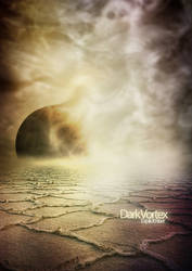Dark Vortex by mornosm