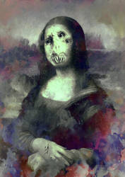 Monalien by mornosm