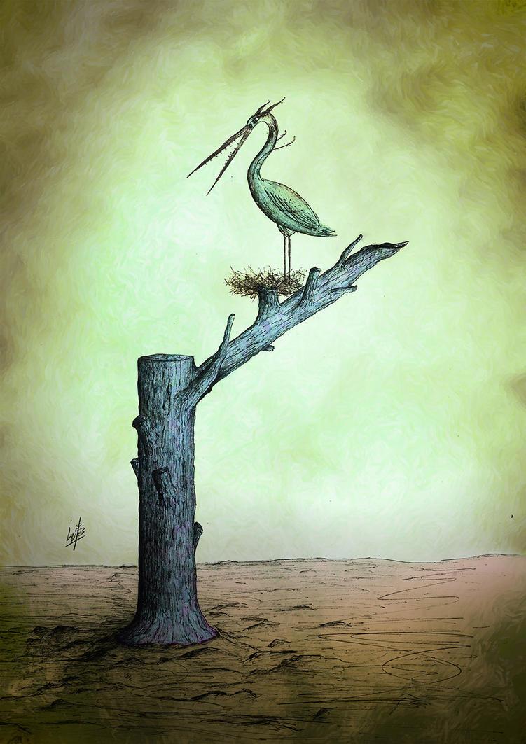 Unreal Tree by mornosm