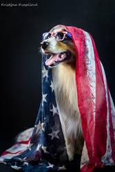 Ready to the USA! by KristynaKvapilova