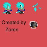 .:PC for Sapphire:. Lerian Sprite by Zoren-Sosa