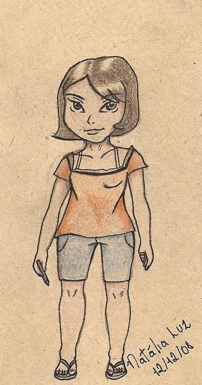Me by Natalia-Luz