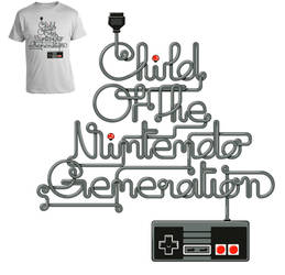 Nintendo Generation Child