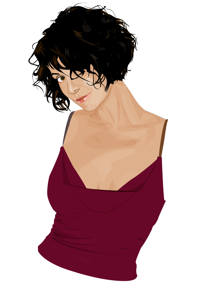 Illustration of Catherine Bell