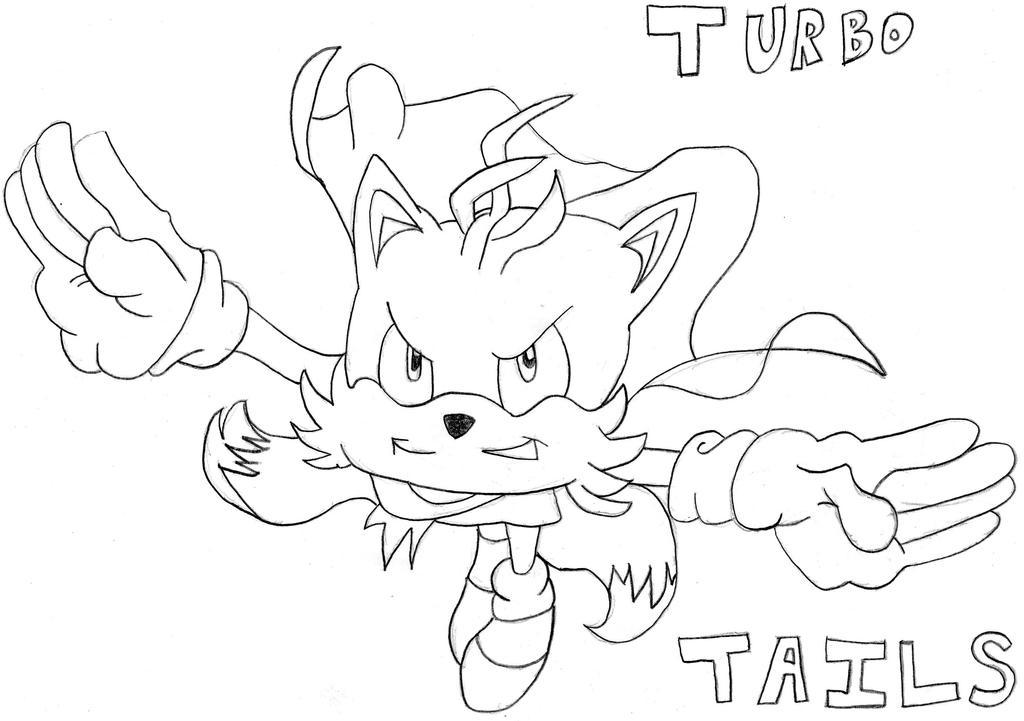Turbo Tails by darkecofrk