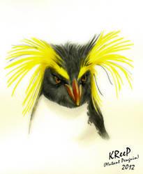 Rockhopper by MutantPenguin
