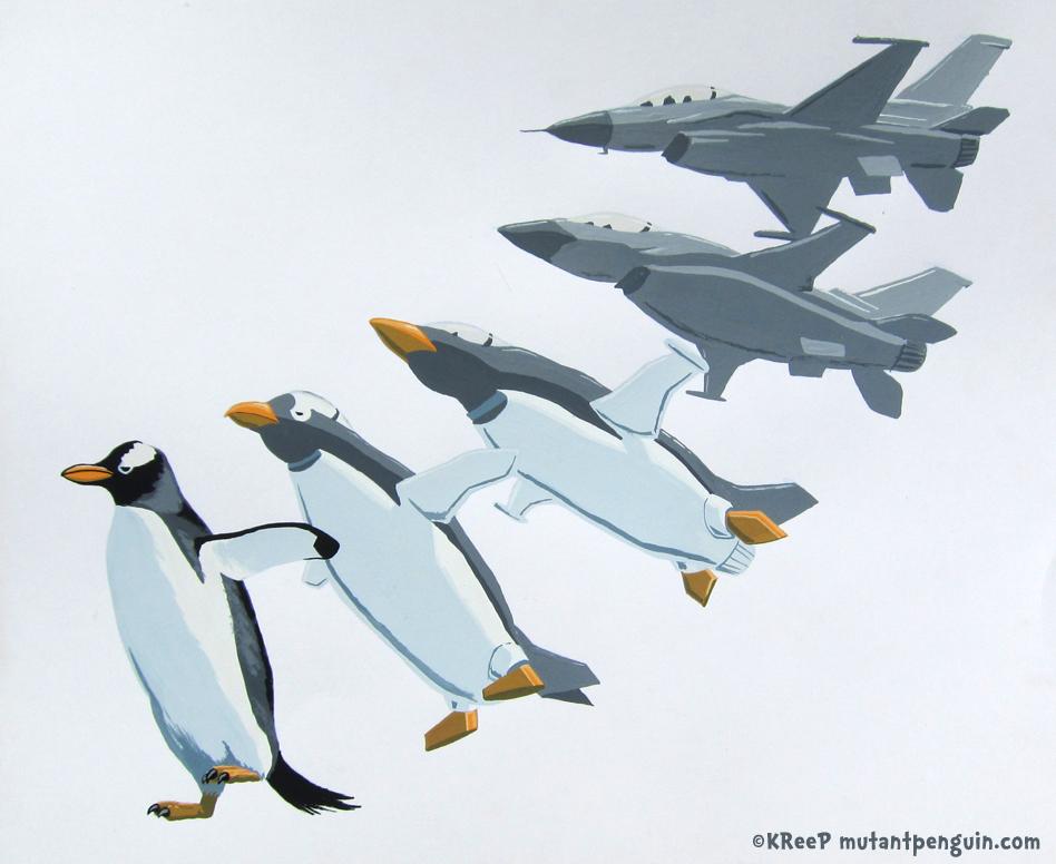 Penguin Transform!
