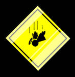 Caution: Falling Angels