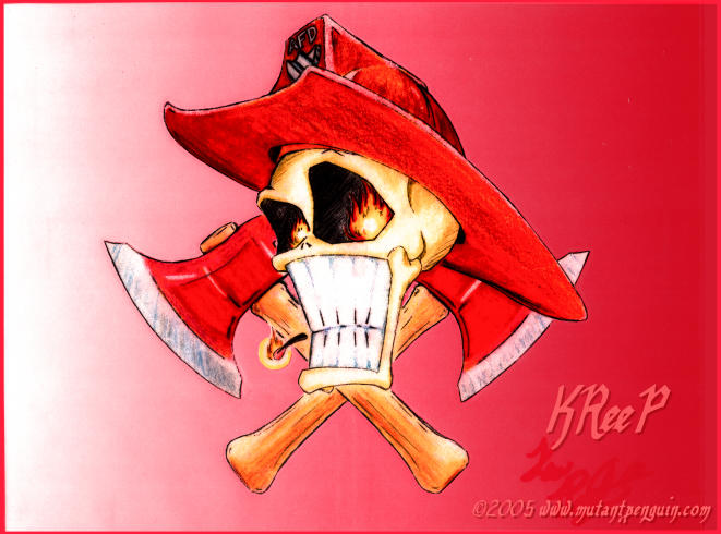 AFD Skull by MutantPenguin