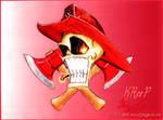 AFD Skull