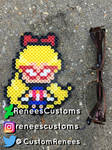 Sailor V perler by ReneesCustoms