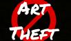 Anti-Art Theft stamp by ReneesCustoms