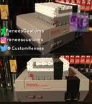 3D NES perler console by ReneesCustoms