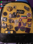 Completed Borderlands Ita bag by ReneesCustoms