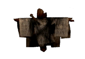 Fatal Frame 3 Nailed Doll png by ReneesCustoms