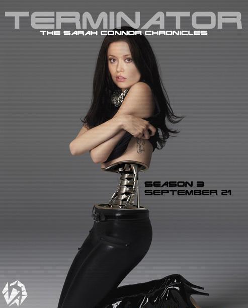 Terminator Cameron 3rd Season by FundamentumStudios