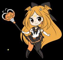 Sailor Pumpkin by duckyduckie