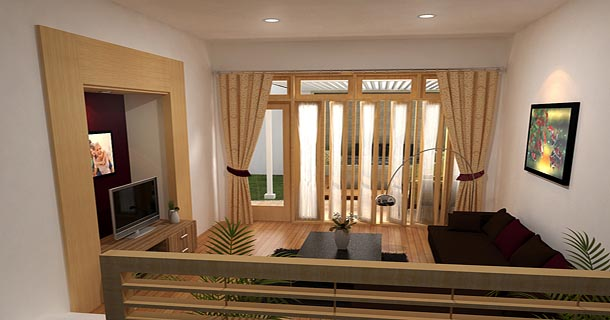 Ruang Keluarga by abahasep
