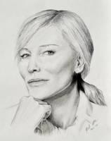 Cate Blanchett by Jblovinp