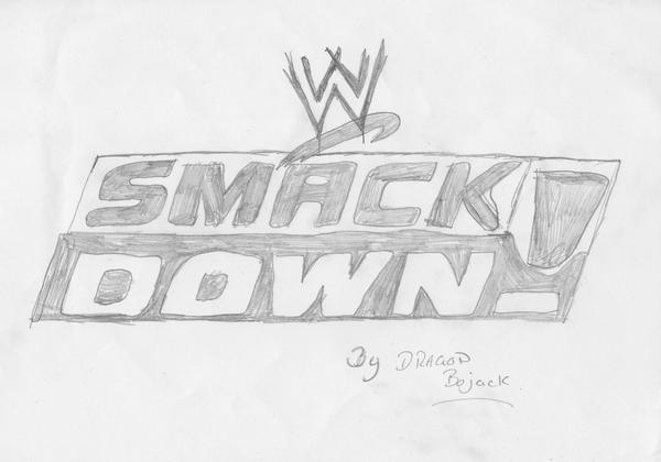 wwe smackdown logo by dragonbojack on DeviantArt