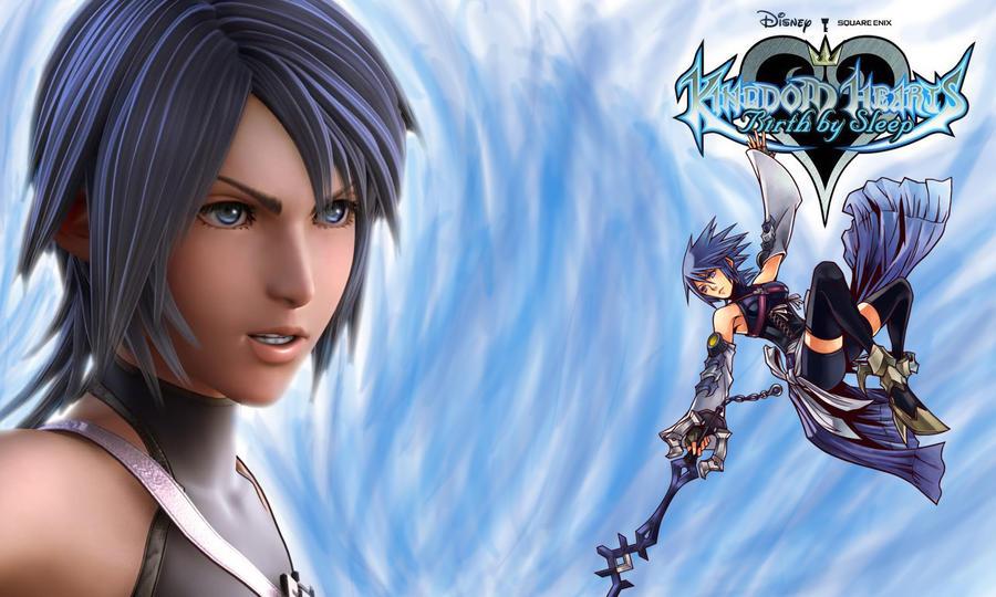 Kingdom Hearts Aqua Wallpaper Most Attractive Character