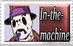 In the Machine Fan stamp by guumijuice
