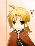 Colored Edward Elric