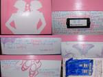 Hitachiin Painted Box
