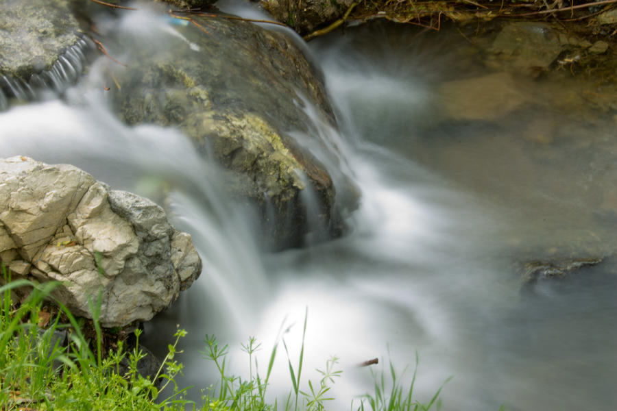Falling Water by silverboy65
