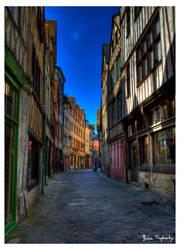 Rue Damiette ll by deylac