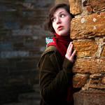 Helene in Stromness by deylac