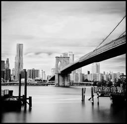 Brooklyn Bridge by deylac