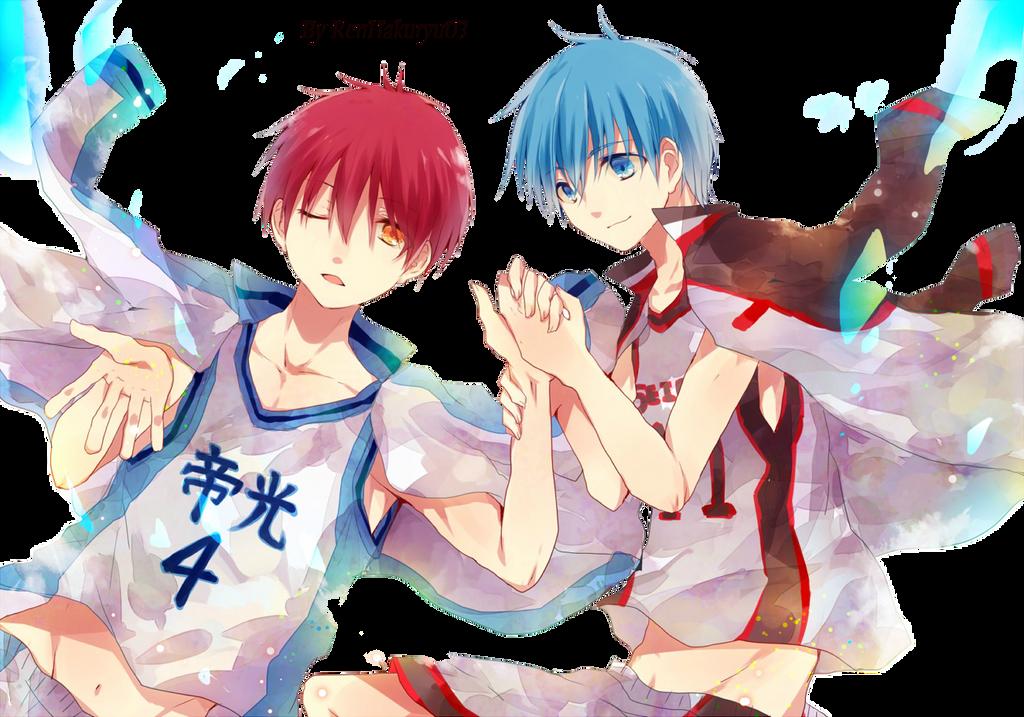 Renders anime Kuroko_no_basket_render_by_renhakuryu03-d6so9vr
