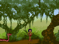 Game Over: Kaa finally gets Mowgli by Theescapist984190
