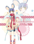 |OPEN| ADOPTABLE AUCTION 07-18 - Doty